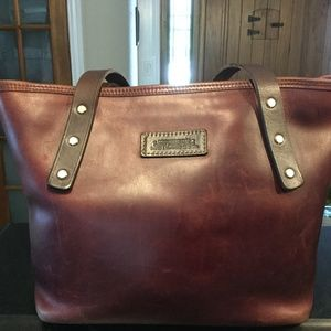 Coronado Leather purse - excellent condition